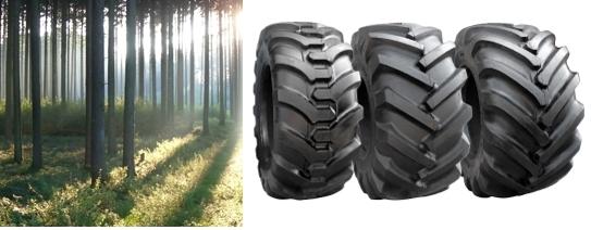 Тианли лесные шины